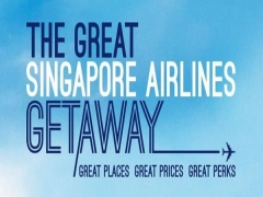 The Great Singapore Airlines Getaway with Fares from SGD148