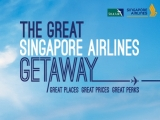 Enjoy Greater Perks in Singapore Airlines or SilkAir with American Express Card