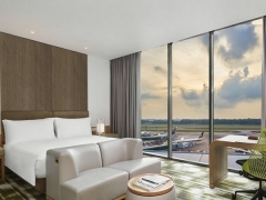 Up to 20% off Room Rates at Crowne Plaza Changi Airport with HSBC Card