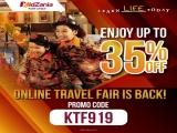 Online Travel Fair in KidZania Kuala Lumpur