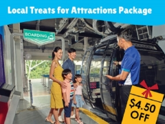 Local Treats ($4.50 Off Packages) at One Faber Group Attractions