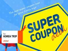 Super Coupon Deal in Jeju Air for your Next Flight