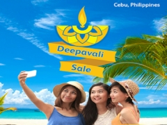 Deepavali Sale: Fly to Philippines with Cebu Pacific from SGD80
