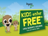Kids Enter FREE* at Singapore Zoo and Jurong Bird Park