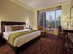 Exclusive 20% off on Best Available Rate at Hotel Istana Kuala Lumpur with MasterCard