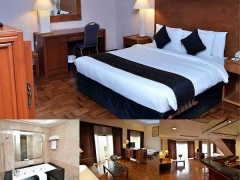 Family Deluxe Suite Offer at Le Grandeur Palm Resort Johor