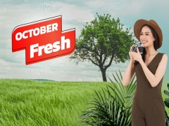 October Fresh - Fly at 20% Off with Thai Lion Air