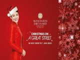 Christmas on a Great Street - Holiday Stay at Mandarin Orchard Hotel by Meritus