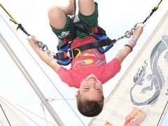 20% off Zip Climb Jump Package at Mega Adventure with Citibank