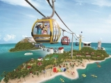 SGD4.50 off Cable Car Sky Pass / Mount Faber Link with Citibank