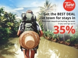 Discover Kuching and Stay at Tune Hotel with up to 35% Savings