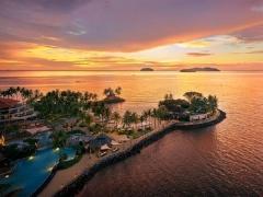 15% Off Room Rate at Shangri-La's Tanjung Aru Resort & Spa with Visa Card