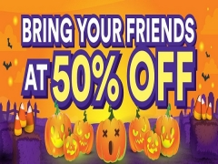 Bring your Friends at 50% Off in Legoland Malaysia