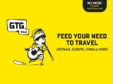 GTG Sale - Feed Your Need to Travel with Scoot