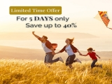 Save up to 40% on your Stay at Pan Pacific Hotels