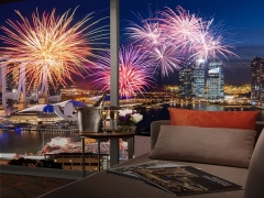 Lunar New Year Fireworks Package 2020 at Pan Pacific Singapore