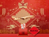 Chinese New Year Sale in Air China from SGD420
