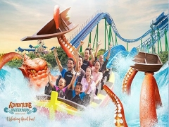 25% Off Day Tickets at Desaru Coast Adventure Waterpark with Visa Card