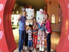 20% off Two-Park Pass Admission Ticket at Sanrio Hello Kitty Town and Thomas Town with Visa Card
