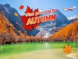 Plan your Trip for Autumn with Thai Lion Air