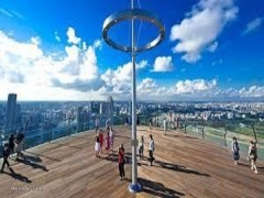 15% off Sands SkyPark Observation Deck Entry Tickets with Standard Chartered Bank Card