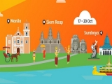 Culture Discovery Sale in Jetstar with Fares from SGD56