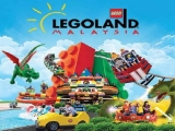 25% off Theme Park Admission in Legoland Malaysia with Visa Card