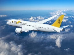 Student Special Fare to London and Australia with Royal Brunei Airlines