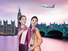 Enjoy Additional 5% off on Thai Airways Fares with Citibank Card