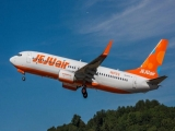 Get S$40 off Coupon for Flights in Jeju Air with UOB Cards