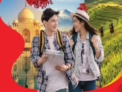 Big Sale Fly Around Asia with Vietjet Air