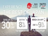 Experience the Best of Japan at 30% Off with Hotels.com