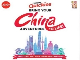 Fly to China with AirAsia from SGD140