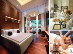 Urban Spa-cation at Hotel Fort Canning from SGD288