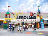 LEGOLAND® Malaysia Combo Package at Hotel Jen Puteri Harbour, Johor by Shangri-La