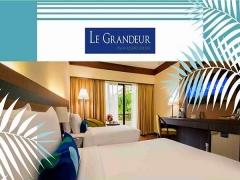 Introduction of Premier Deluxe Room at Le Grandeur Palm Resort Johor