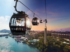 Travel to Sentosa in Style and Stay at Swissotel The Stamford