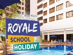 Royal School Holiday at Royale Chulan Bukit Bintang
