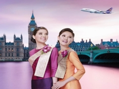 Special Fares and Perks in Thai Airways Exclusive for DBS Cardholders