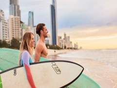 Fly to Queensland with Singapore Airlines