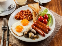 Complimentary Breakfast at Amara Sanctuary