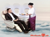 Up to 20% Off Flights in Malindo Air with Maybank Card