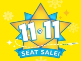 11.11 Sale - Fly to Philippines with Cebu Pacific from SGD85