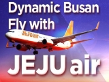 Fly with Jeju Air and Explore the Dynamic Busan