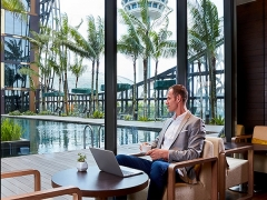 Travel Easy and Stay at Crowne Plaza Changi Airport
