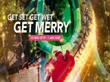 Get Set, Get Wet, Get Merry at Adventure Cove Waterpark