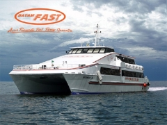 20% off Ticket Fare for Batam Fast Ferry with OCBC Card