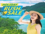 Holiday Rush Sale - Fly to Philippines with Cebu Pacific from SGD85