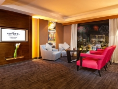Countdown and Toast to 2020 at Novotel Singapore Clarke Quay