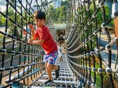 Enjoy 1-for-1 Entry to Nestopia when you Stay at Shangri-La's Rasa Sentosa Resort & Spa, Singapore